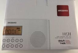 Sangean H201 Portable AM/FM/Weather Alert Digital Tuning Wat