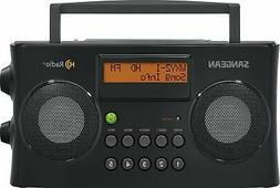 hdr 16 am fm hd portable radio