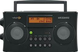 SANGEAN HDR-16 AM/FM HD Portable Radio