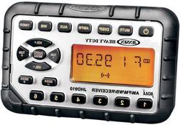 Jensen Heavy Duty JHD910 Mini Waterproof AM/FM/WB Radio, NOA