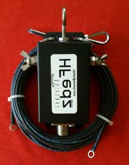 HFedz Delta Loop for 10m & 6m HF antenna  Ham Radio Antenna