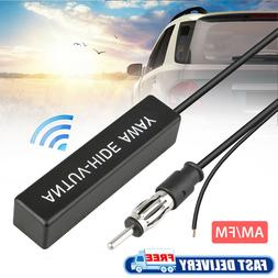 Hidden Antenna Radio Stereo AM FM Stealth for Vehicle Car Tr
