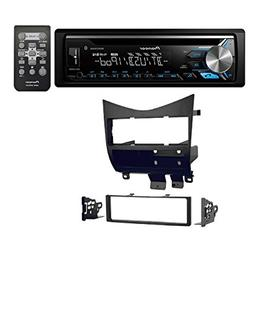 Honda Accord Radio Install Kit with Pioneer DEH-X3900BT Sing