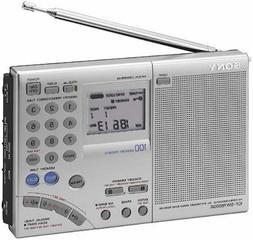 Sony ICF-SW7600GR AM/FM Shortwave World Band Receiver