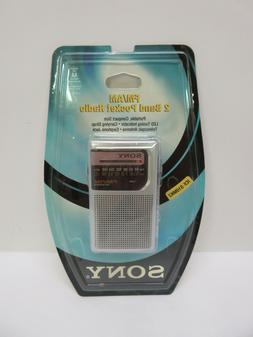 Sony Icfs10mk2 Pocket Radio