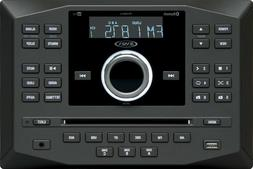 Jensen JWM60A AM|FM|DVD|CD|USB|AUX|App Ready Bluetooth Wallm