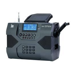 ka900 digital solar crank noaa weather stereo