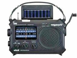 Kaito KA500 AM FM Shortwave Dynamo Solar Crank Emergency Wea