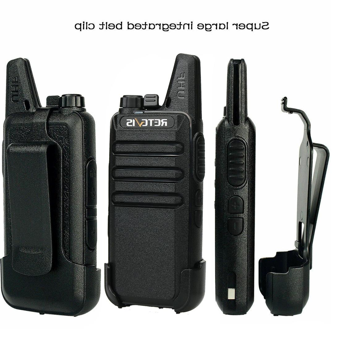RT22 long range UHF16CH CTCSS/DCS VOX Talkies