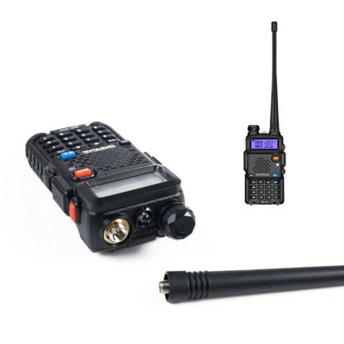Baofeng UV-5R Walkie Talkies Two-way Dual VHF