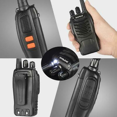 4x UHF 400-470MHz Ham 5W 16CH Talkie