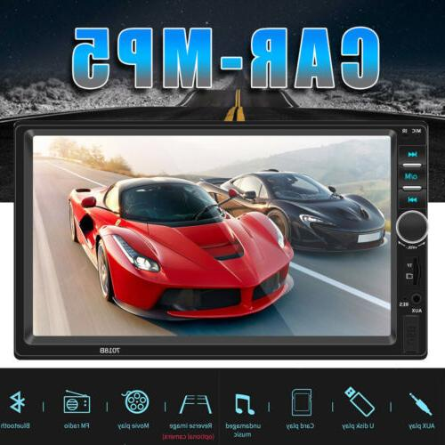 """7"""" 2 Car MP5 Player Touch Screen"""