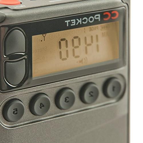 C. AM Weather Radio with and