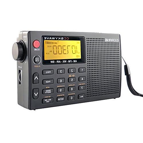 C Crane CC AM, and Portable Radio Alarm Adapter