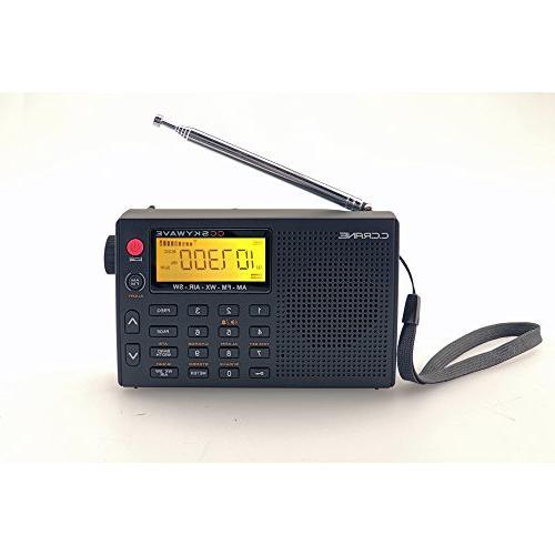C AM, FM, and Travel Radio