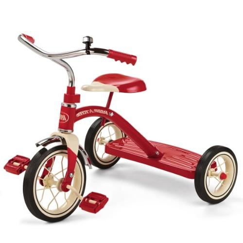 Radio Flyer Tricycle, 10-Inch