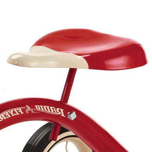 Radio Classic Red Tricycle, 10-Inch