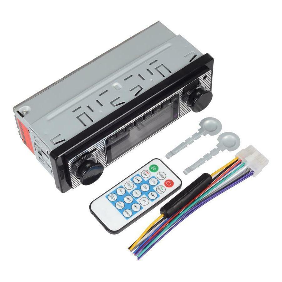Bluetooth Car FM Radio MP3 USB AUX Stereo Receiver