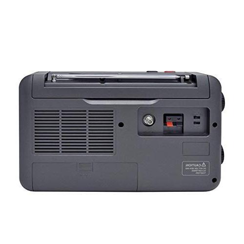 C. Crane - EP PRO FM Battery Radio DSP