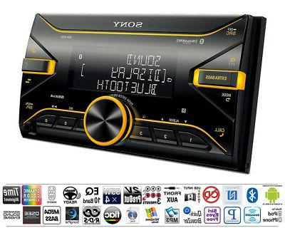 Sony DSX-B700 Double Din Digital Media Player Car Stereo Rad