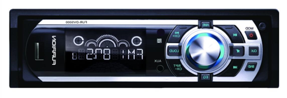 NEW Furrion DV5000 Car Stereo In-Dash AM/FM SD CD Player Rem