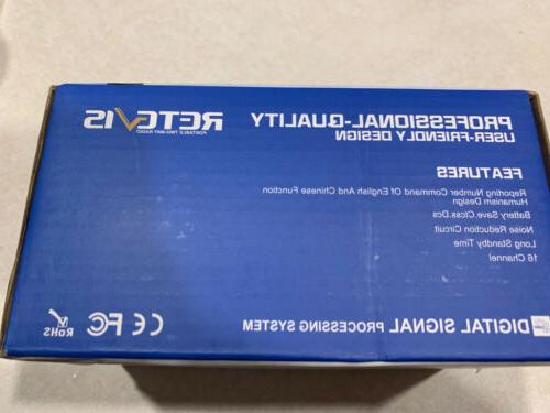 Retevis H-777 Walkie Talkie 2 Way USB Charger