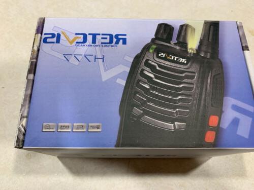 h 777 walkie talkie 2 way radios