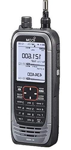 Icom IC-R30 Digital and Analog Wideband Communications Recei