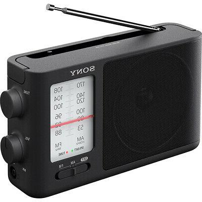 Sony Analog Portable Radio