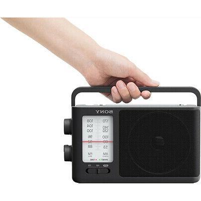 Sony Portable FM/AM Radio