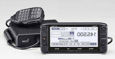 Icom ID-5100A DELUXE 144/440 Amateur Radio Mobile Transciver