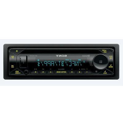 mex n5300bt cd receiver w bluetooth