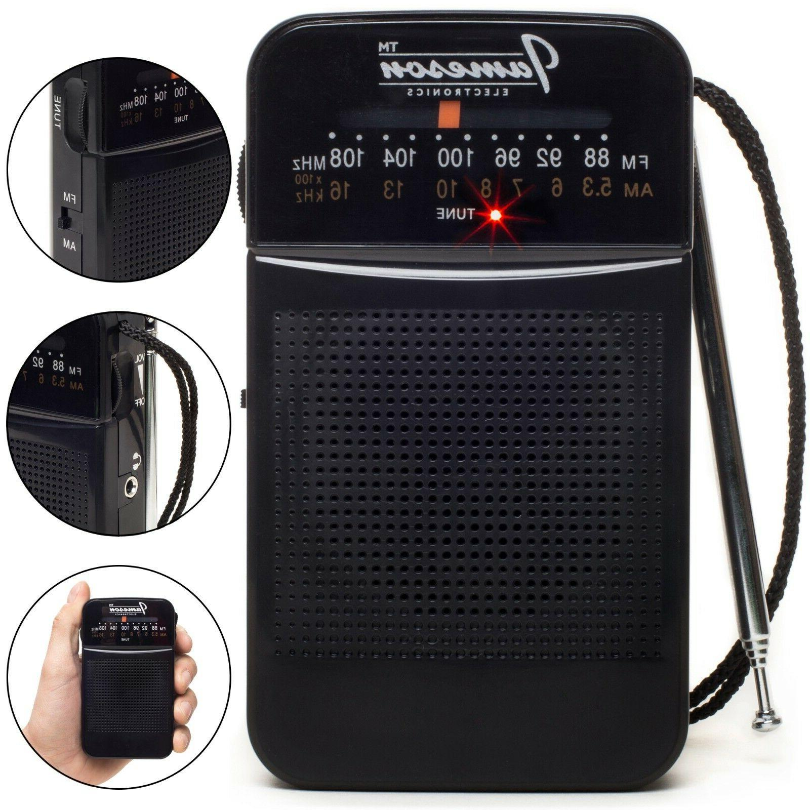 AM Personal Radios // FM Portable Pocket With Best Reception