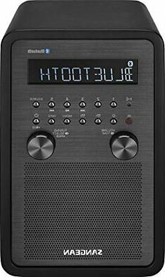 Sangean WR-50 Radio Tuner - 9 x AM, 9 x FM PresetsLCD Displa