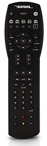 Bose Solo/CineMate Universal Remote - Black
