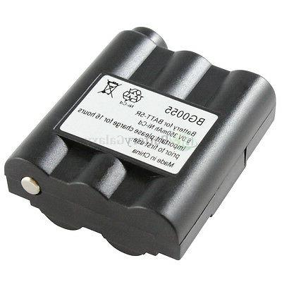Two-Way 2-Way Radio Battery Pack 350mAh NiCd for Midland AVP