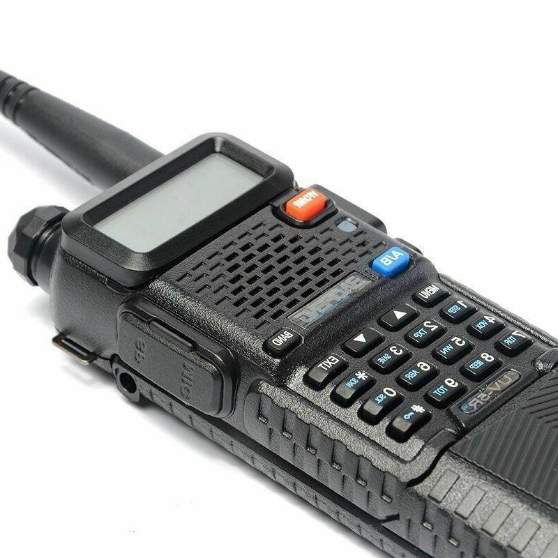 Baofeng Dual UHF/VHF Radio Upgrade Version 3800mah