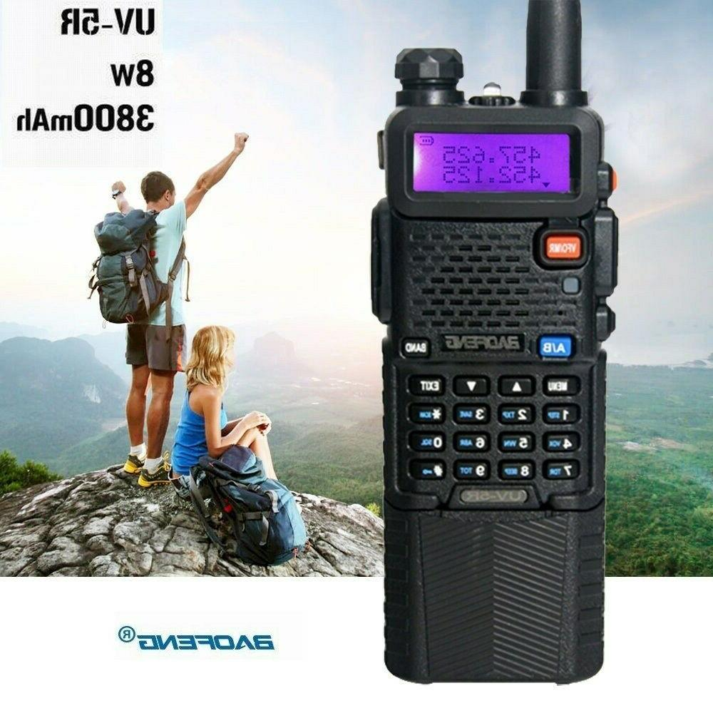 Baofeng UV-5R UHF/VHF Radio Upgrade 3800mah