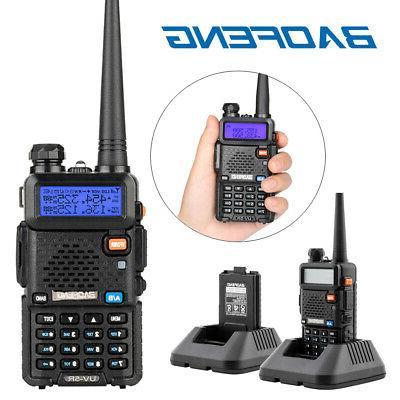 Baofeng UV-5R way Radios 5W FM Talkie Set
