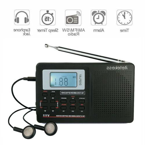 mw fm sw portable stereo