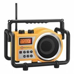 Sangean Lunchbox Compact FM / AM Ultra Rugged Radio Receiver