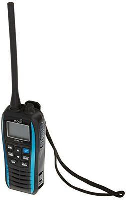 Icom M25 21 Float and Flash VHF Radio - Marine Blue