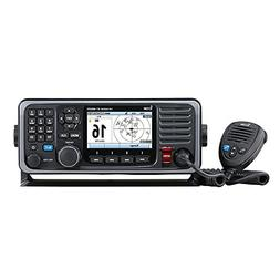 Icom M605 Fixed Mount 25W VHF w/Color Display & Rear Mic Con