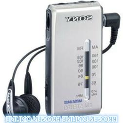 Sony mini Radio SRF-S84 FM/AM Super Compact Radio Walkman An