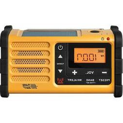 Sangean Mmr-88 Am/Fm Weather Alert Radio Powered By Handcran