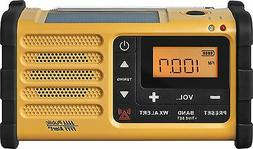 Sangean Mmr-88 Fm / Am / Weather / Handcrank / Solar / Emerg