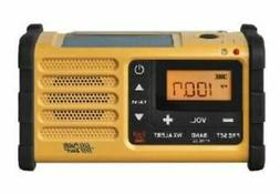 MMR-88 FM / AM / Weather / Handcrank / Solar / Emergency Ale