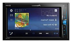 "Pioneer Double DIN 6.2"" WVGA MP3 ID3 Tag Display Rear USB In"