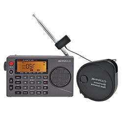 NEW!~C.Crane CC SKYWAVE SSB-AM,FM,SHORTWAVE,Weather + Alert,