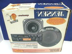 new complete car stereo system, year 1996: Jensen CP524; 60